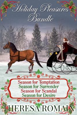 Theresa Romain - Holiday Pleasures Bundle book