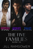 The Five Families, Books 4-6 Book Cover