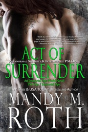 Act of Surrender: Paranormal Security and Intelligence PDF Download