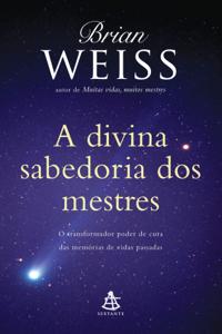 A divina sabedoria dos mestres La couverture du livre martien