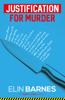 Elin Barnes - Justification for Murder artwork
