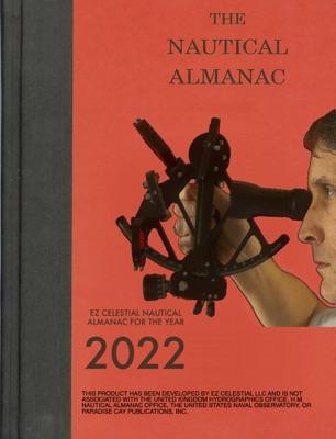 2022 EZ Celestial Nautical Almanac
