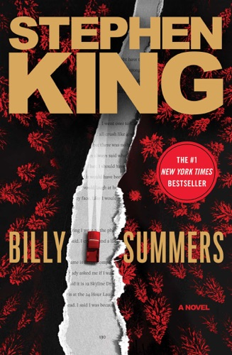 Billy Summers Book