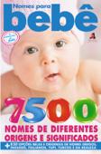 Almanaque do Bebê 08 – Nomes de Bebês Book Cover