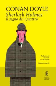 Sherlock Holmes. Il segno dei quattro Book Cover