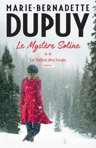 Le Mystère Soline, T2 - Le vallon des loups - partie 1 par Marie-Bernadette Dupuy Couverture de livre