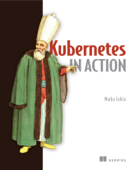 Kubernetes in Action Book Cover