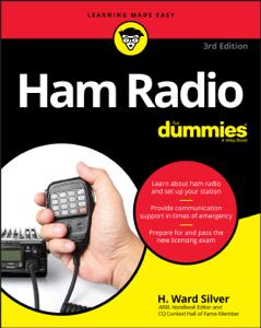 Ham Radio For Dummies Book Cover