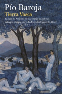 Tierra Vasca Book Cover