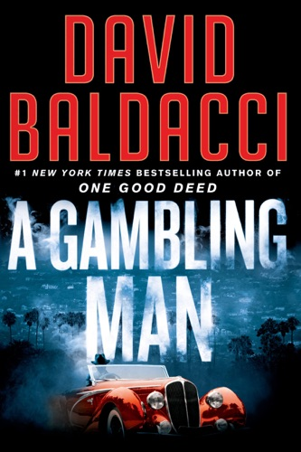 A Gambling Man Book