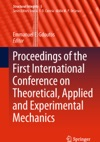 Proceedings Of The First International Conference On Theoretical Applied And Experimental Mechanics