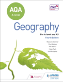 AQA A-level Geography Fourth Edition