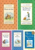 A. A. Milne Winnie-the-Pooh Series 5 Books Set: Winnie The Pooh, The House At Pooh Corner, When We Were Very Young, Now We Are SixYoung,  Return To The Hundred Acre Wood.