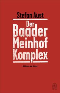 Der Baader-Meinhof-Komplex Buch-Cover