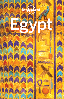 Egypt Travel Guide - Lonely Planet book