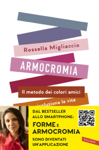 Armocromia Copertina del libro