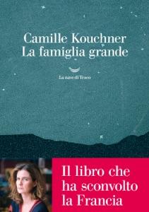 La famiglia grande di Camille Kouchner Copertina del libro