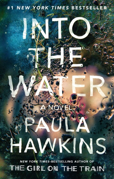 Into the Water - Paula Hawkins book cover