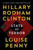Louise Penny & Hillary Clinton - State of Terror  artwork