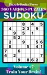 PuzzleBooks Press Sudoku  Volume 7