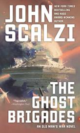 The Ghost Brigades book