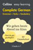 Easy Learning German Complete Grammar, Verbs and Vocabulary (3 books in 1) - Collins Dictionaries
