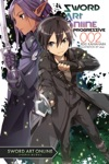 Sword Art Online Progressive 2 Light Novel
