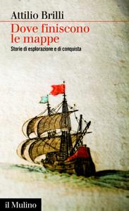 Dove finiscono le mappe Copertina del libro