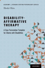 Disability-Affirmative Therapy