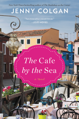 Jenny Colgan - The Cafe by the Sea book