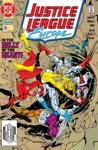 Justice League Europe 1989- 25