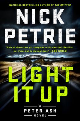 Light It Up - Nick Petrie book