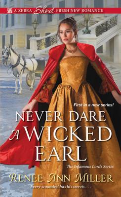 Renee Ann Miller - Never Dare a Wicked Earl book