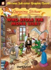 Geronimo Stilton Graphic Novels 6 Who Stole The Mona Lisa