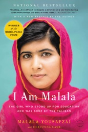 I Am Malala - Malala Yousafzai & Christina Lamb Book