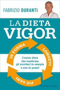 La dieta Vigor Copertina del libro