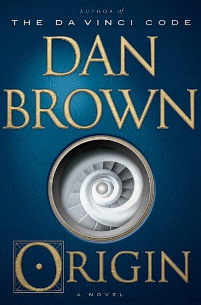 Origin - Dan Brown book cover