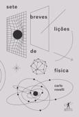 Sete breves lições de física Book Cover