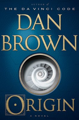Origin - Dan Brown book