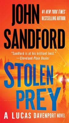 Stolen Prey - John Sandford book