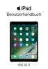 Apple Inc. - iPad-Benutzerhandbuch für iOS 10.3 Grafik