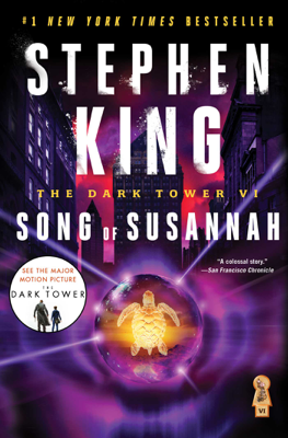 The Dark Tower VI - Stephen King book