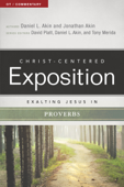 Exalting Jesus in Proverbs Book Cover
