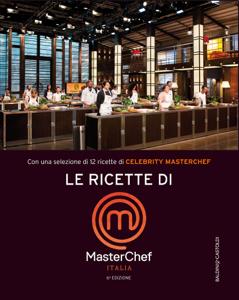Le ricette di MasterChef Italia Copertina del libro