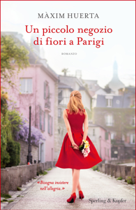 Un piccolo negozio di fiori a Parigi Book Cover