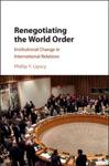 Renegotiating The World Order