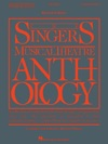 The Singers Musical Theatre Anthology - Volume 1