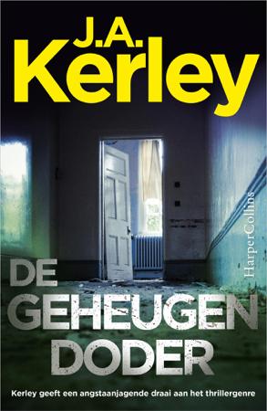 De geheugendoder - J.A. Kerley