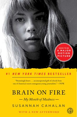 Brain on Fire - Susannah Cahalan book
