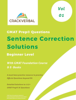 CrackVerbal - Solutions to GMAT Prep ® Sentence Correction Questions with GMAT Foundation Course and E- Books ilustración